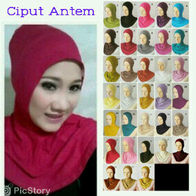 035 Ciput Ninja Antem