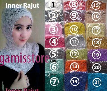 045 Inner Rajut Glitter 1
