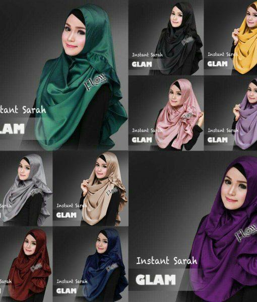 Jilbab Instant Sarah Glam