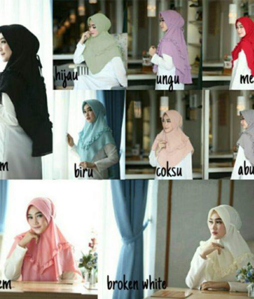 Hijab Instan Madu