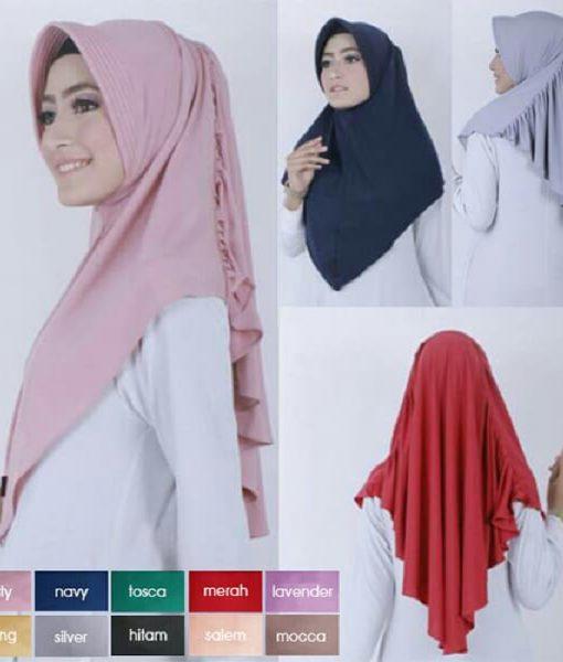 Hijab Jilbab Bergo Laras
