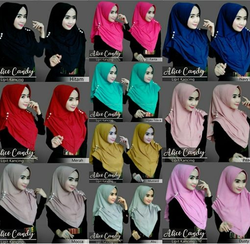 Hijab Alice Candy