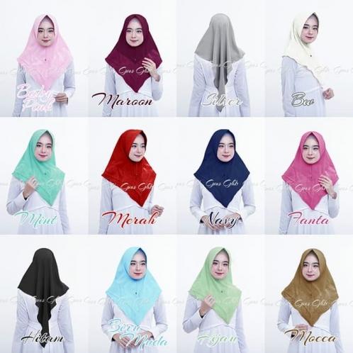 Hijab Instan Kimmy Rubiah