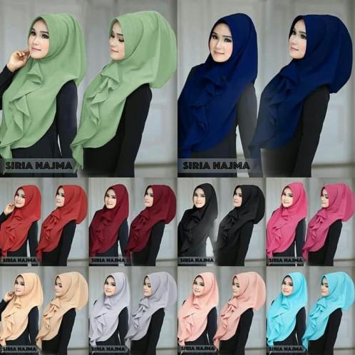 Hijab Siria Najma