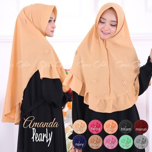 Hijab Amanda Pearly