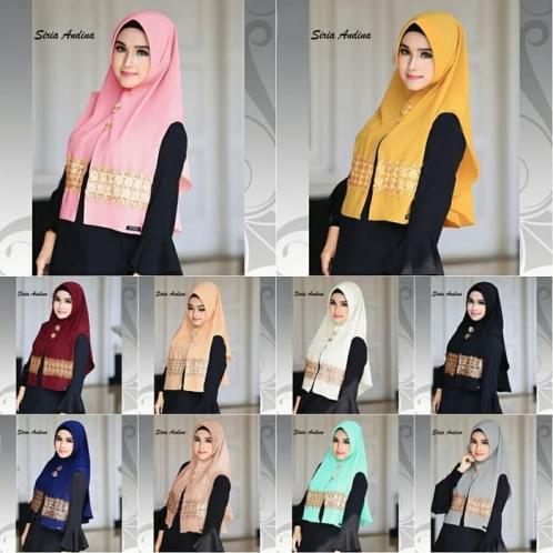 Hijab Siria Andina