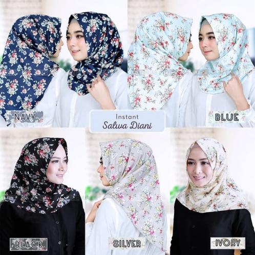 Hijab Instant Salwa Diani