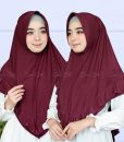 Hijab Khimar Zalina 2