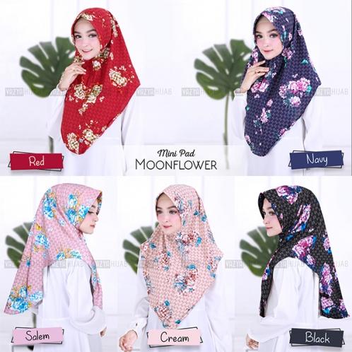 Hijab Minipad Moonflower