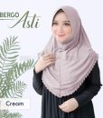 Hijab Bergo Asti 1