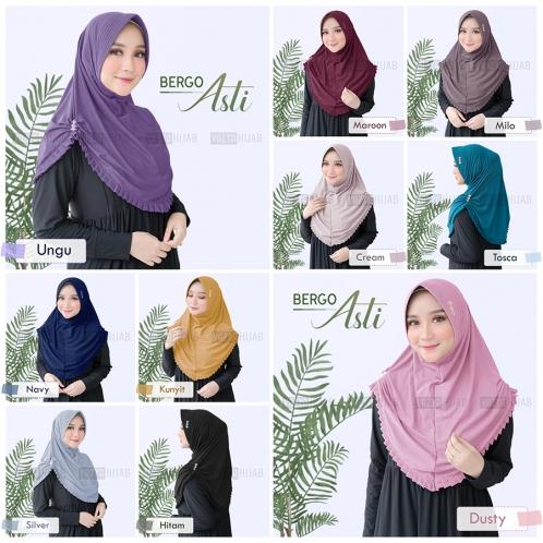 Hijab Bergo Asti