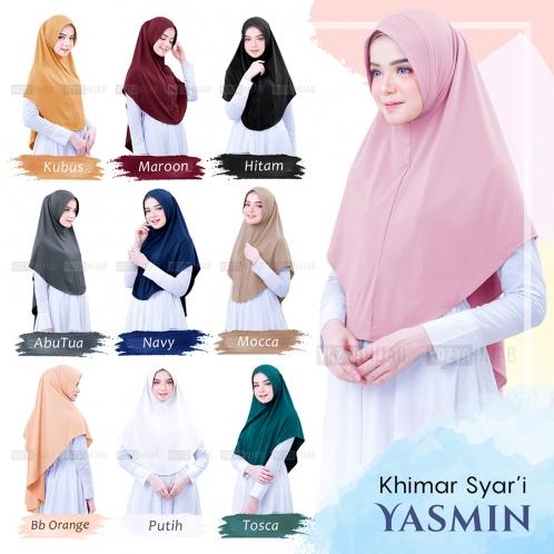 Khimar Antem Syari Yasmin