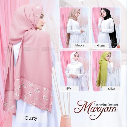 Pashmina Instant Maryam