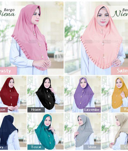 Hijab Bergo Niena