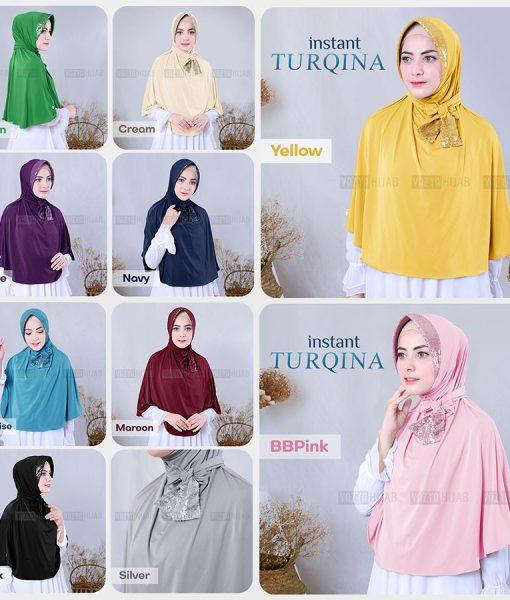 Hijab Instant Turqina