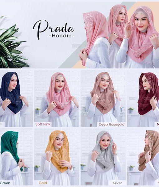 Hoodie Prada