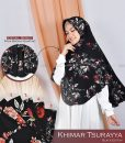 Khimar Tsurayya Black Edition 1