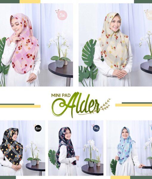 Hijab Minipad Alder