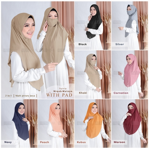 Syria Malaya Withpad 2in1