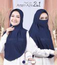 Hijab Cadar Antem Azni 2in1 10