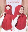 Hijab Cadar Antem Azni 2in1 4