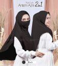 Hijab Cadar Antem Azni 2in1 7