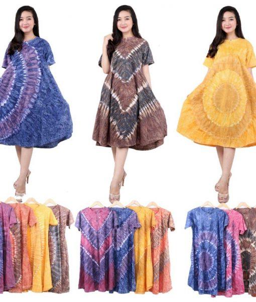 Daster Kaos Batik