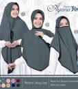 Hijab Khimar Cadar Ayana 3in1 1