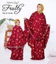 Mukena Fruity 2in1 Couple Ibu & Anak 5