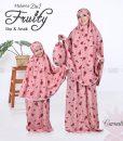 Mukena Fruity 2in1 Couple Ibu & Anak 6