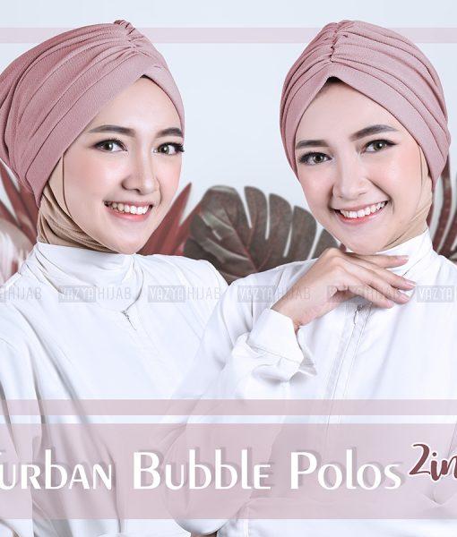 Turban Bubble Polos 2in1