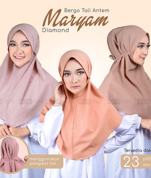 Bergo Diamond Maryam