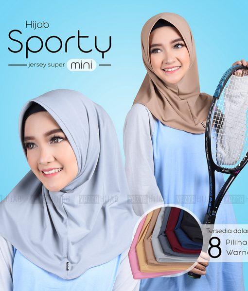 Hijab Sporty Mini
