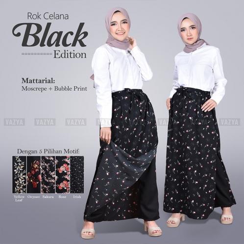 Rok Celana Black Edition