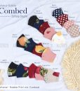 Masker Bubble Combed Anak Earloop Couple