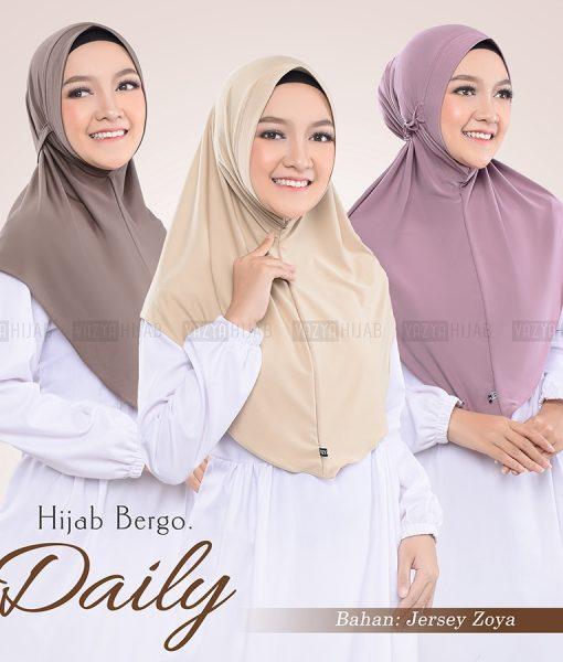 Hijab Bergo Daily