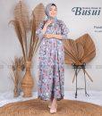 Daster Panjang Busui Floral 3